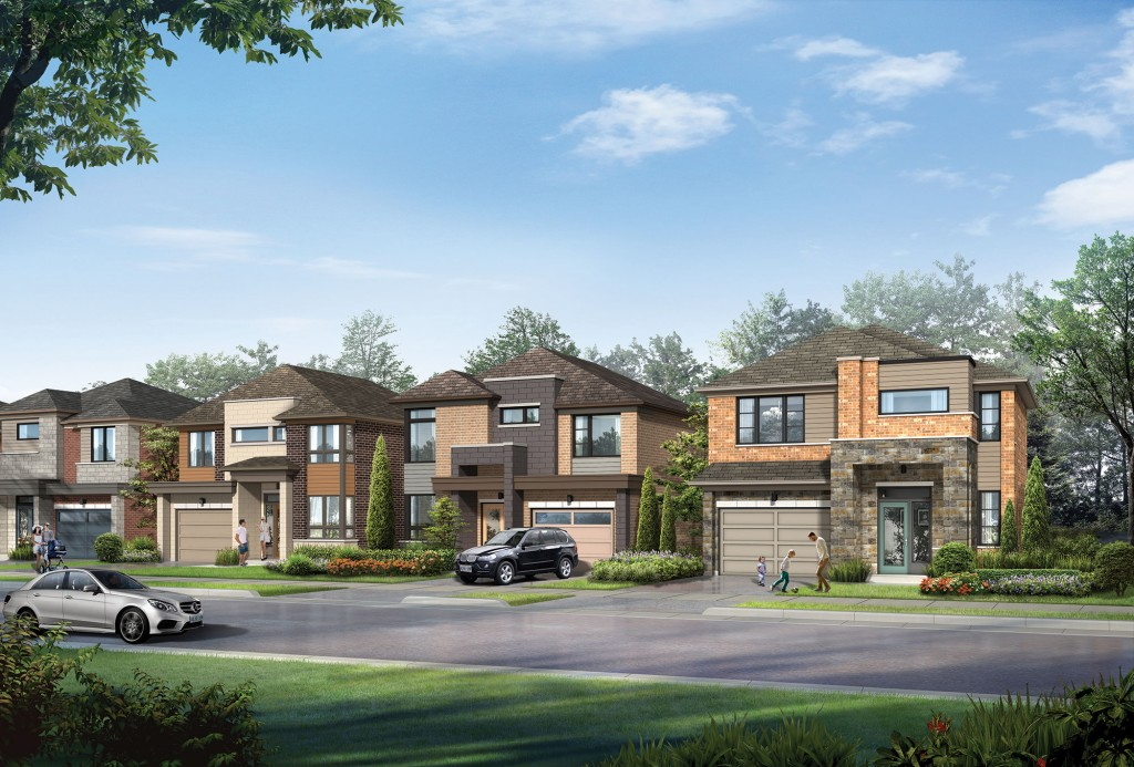 Esprit Sundial Homes Image Gallery